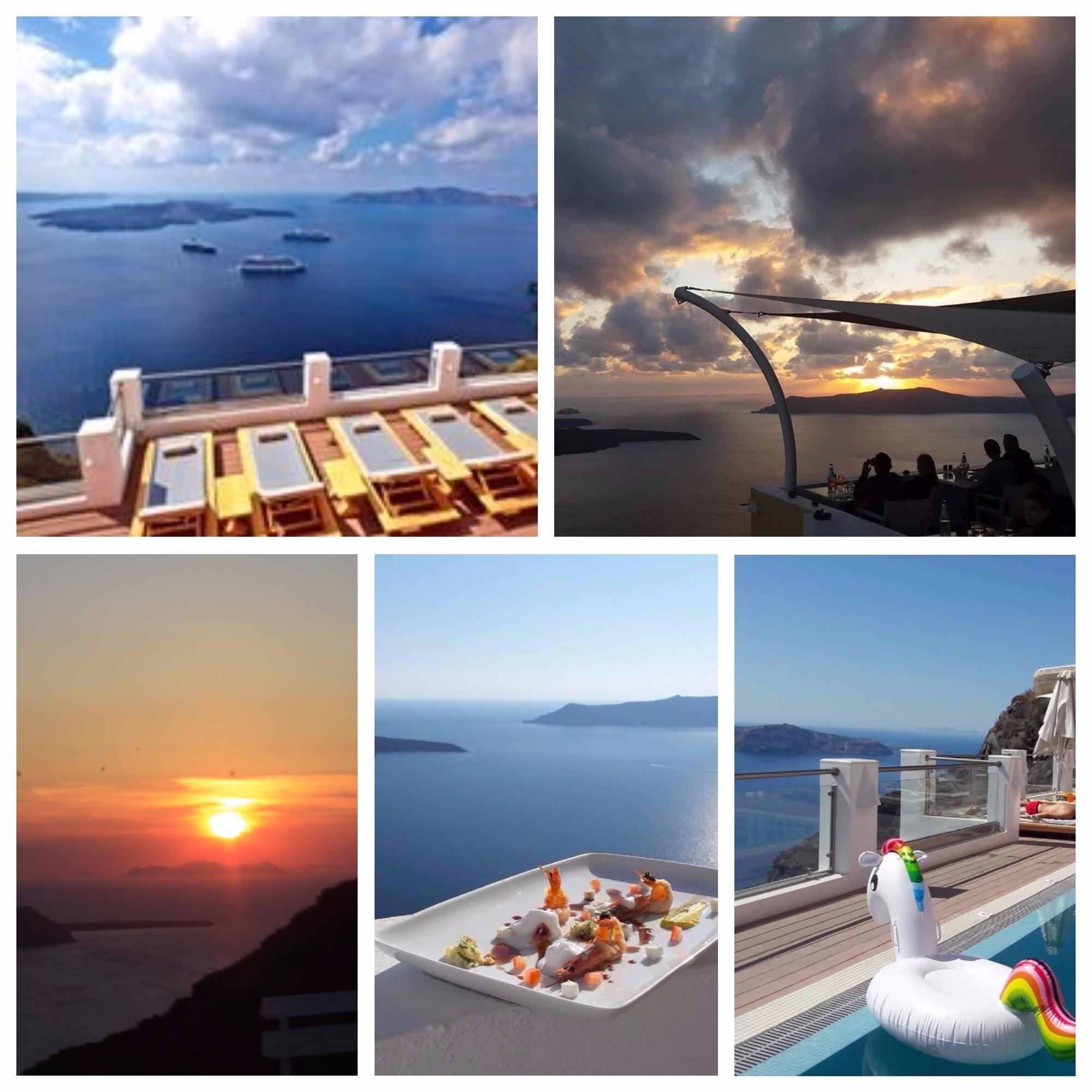 Ira Hotel & Spa, Santorini! Summer 2017