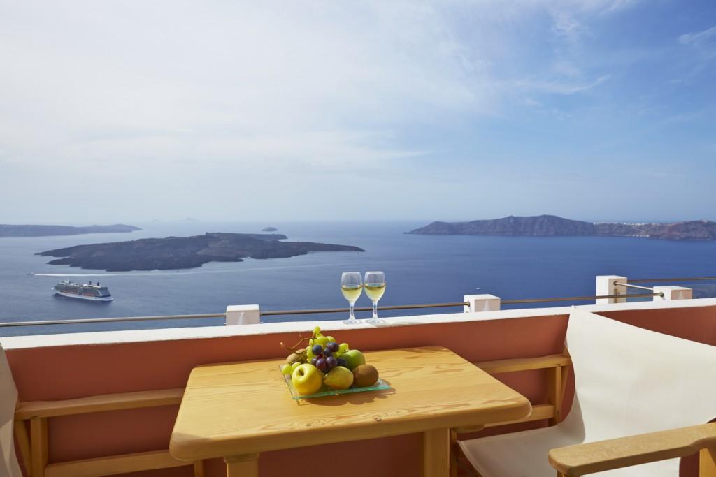 Junior Suites Caldera View - Santorini Hotel Ira in