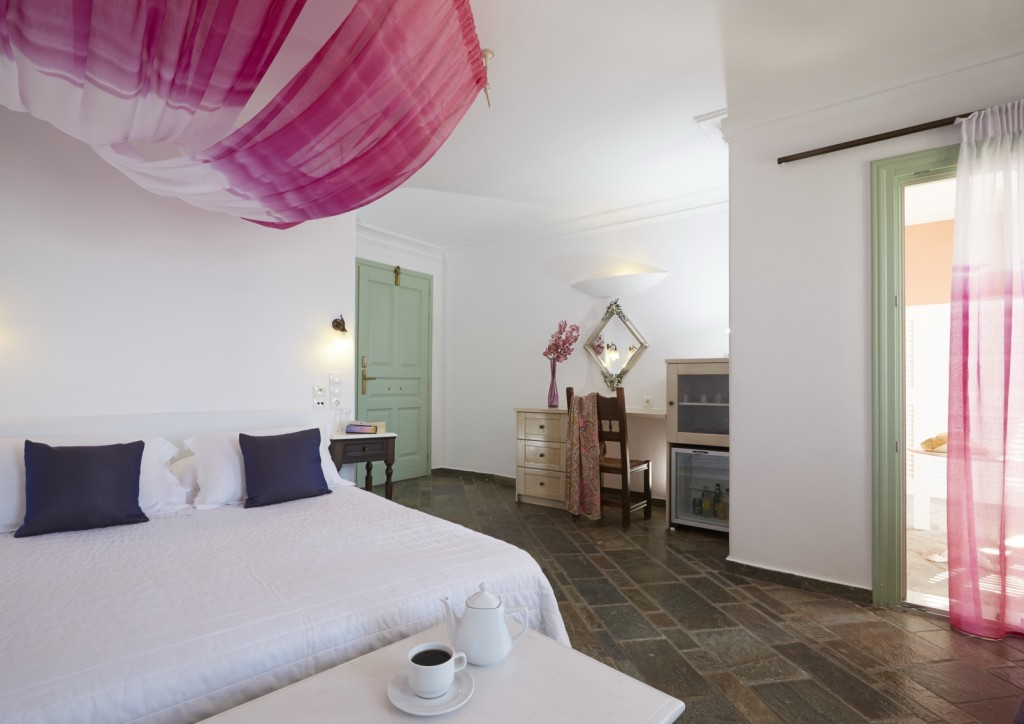 Standard Caldera View Room - Santorini Hotel Ira in